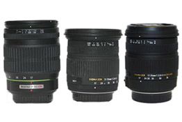 Pentax 17-70mm Lens Comparison
