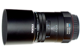 Pentax-D FA 100mm F2.8 WR Macro Review