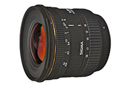 Sigma 10-20mm  F3.5 vs F4.0-5.6