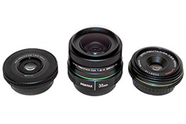 Pentax DA 35mm F2.4 vs 40mm XS vs 40mm Limited