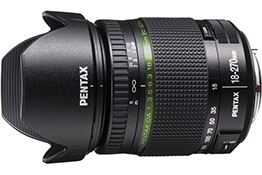 Pentax-DA 18-270mm F3.5-6.3 Review