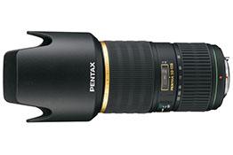 Pentax-DA* 50-135mm F2.8 Review