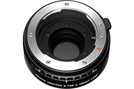 Pentax K to Q-mount  Adapter