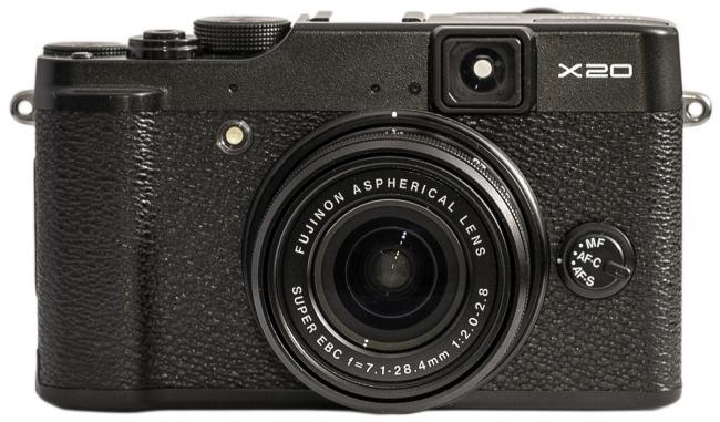 Review of the Fujifilm X20