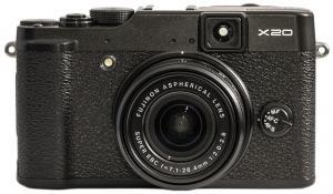 Fujifilm X20 Review