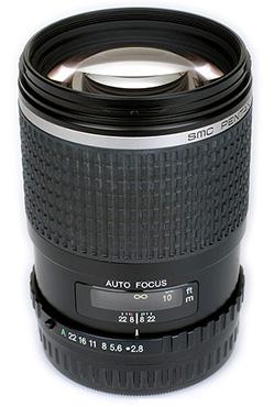 Pentax-FA 645 150mm lens