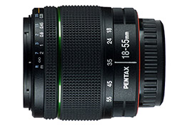 Pentax-DA 18-55mm F3.5-5.6 WR Review