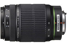 Pentax-DA 55-300mm F4-5.8 Review