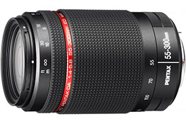 HD Pentax-DA 55-300mm F4-5.8 ED WR Review