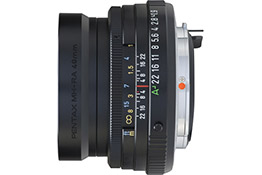Pentax-FA 43mm F1.9 Limited (APS-C)