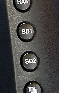 SD Card Buttons