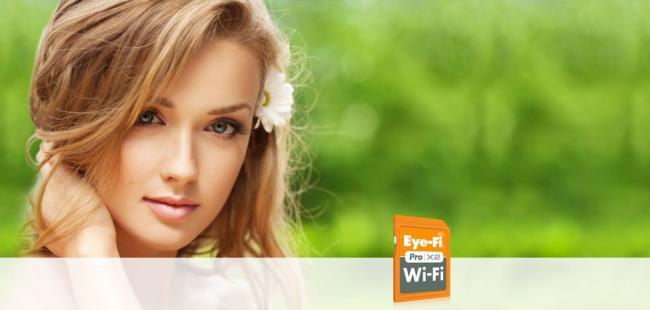 Eye-Fi Pro X2 16GB + WiFi Review