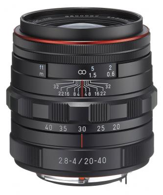 The Pentax DA 20-40mm Limited Zoom is Now Official!