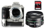 Pentax K-3 with extras