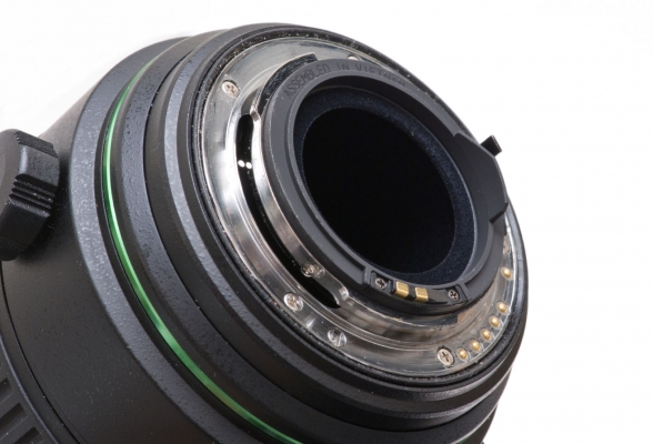 The Evolution of the Pentax K-mount