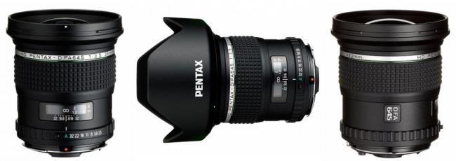 Pentax D FA 35mm