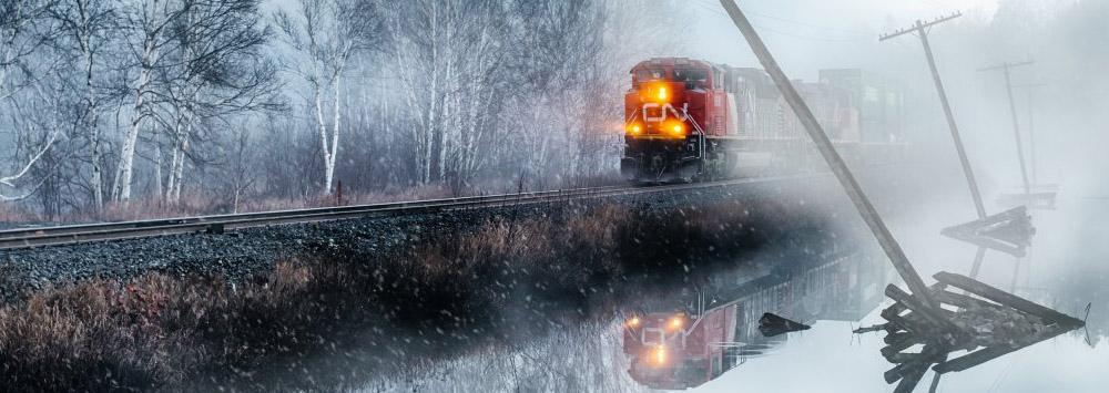 "The Making of ""Foggy Train"""