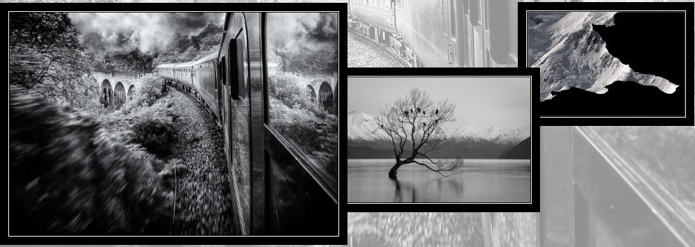 """Landscape in Monochrome"" Photo Contest Winners"