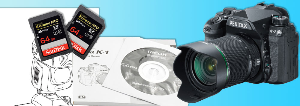 Pentax Camera Manual Downloads