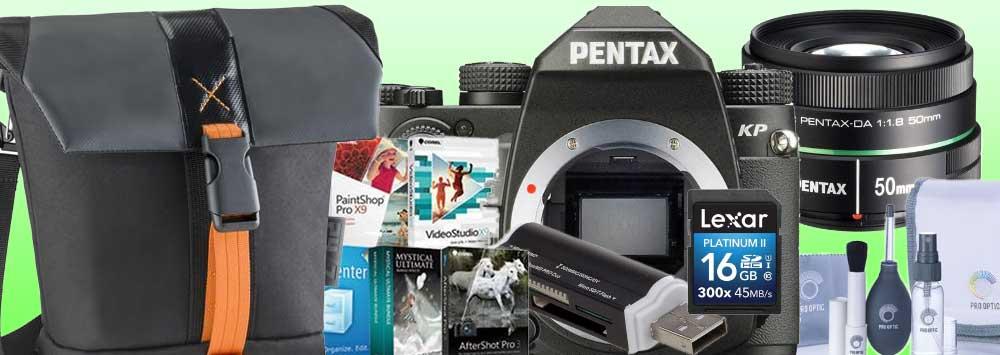 Pentax KP Bundle Deal