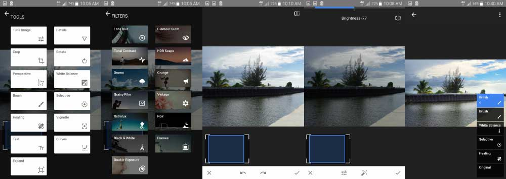 Mobile Photo Editing: Snapseed for Beginners