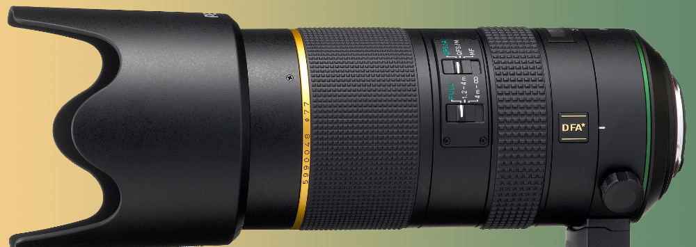 Current K-Mount Zoom Lenses (2017)