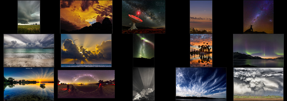 "October ""The Sky"" Contest Finalists Announced"