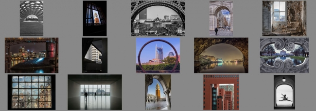"January ""Framed Cityscape"" Contest Finalists Announced"