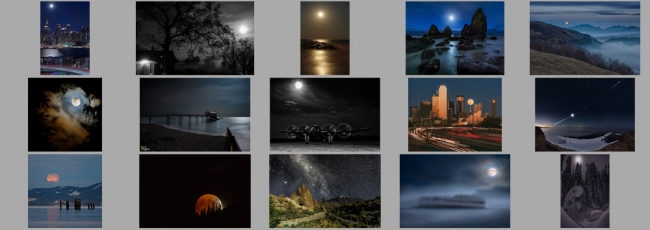 "February ""Moonscape"" Contest Finalists Announced"