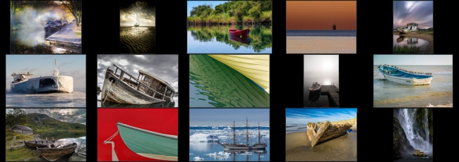 "April ""Boats"" Contest Finalists Announced"