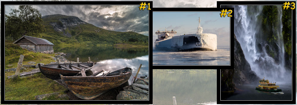 """Boats"" Contest Winners"