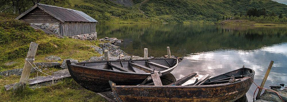 "The Making of ""Lake Kilstivatnet"""