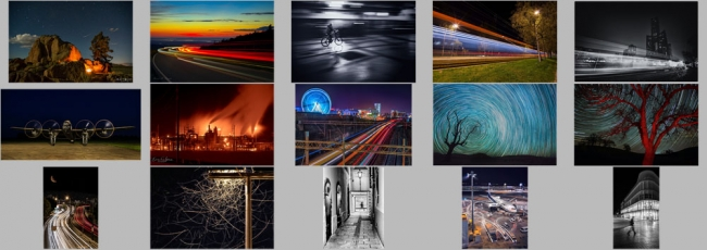 "August ""Movement at Night"" Contest Finalists Announced"