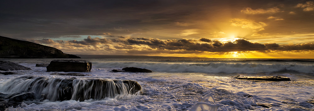 """The Making of """"Southerdown Sunset"""""""