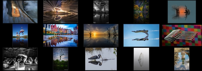 "October ""Mirror Image"" Contest Finalists Announced"