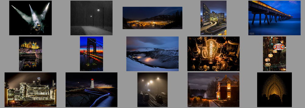 """December """"Lights"""" Contest Finalists Announced"""