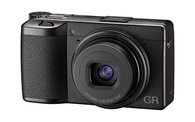 Ricoh GR III Now Shipping