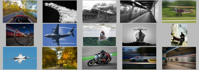 "February ""Machines in Motion"" Contest Finalists Announced"