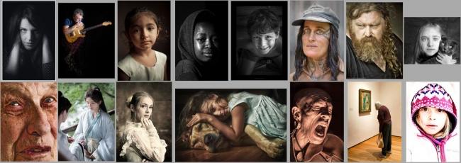 "September ""Portraits"" Contest Finalists Announced"