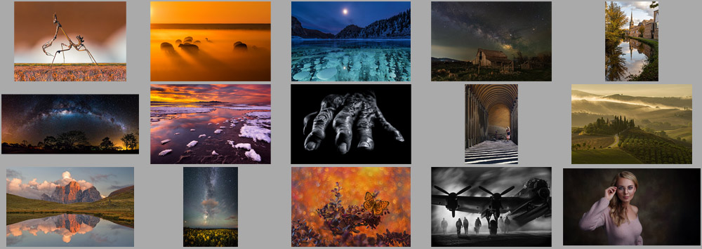 """October """"Open Theme"""" Contest Finalists Announced"""