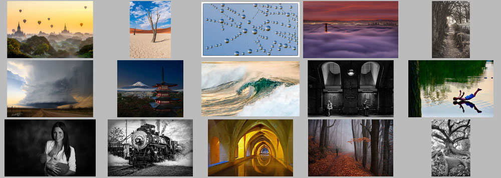 """December """"Open Theme"""" Contest Finalists Announced"""