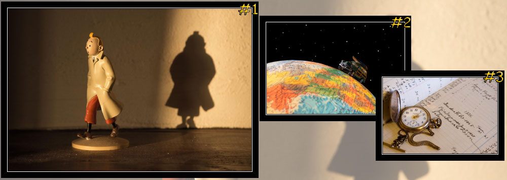 """April Month's """"Knick-knacks Close Up"""" Contest Winners"""