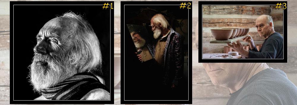 "March 2021 ""Portrait"" Photo Contest Winners"