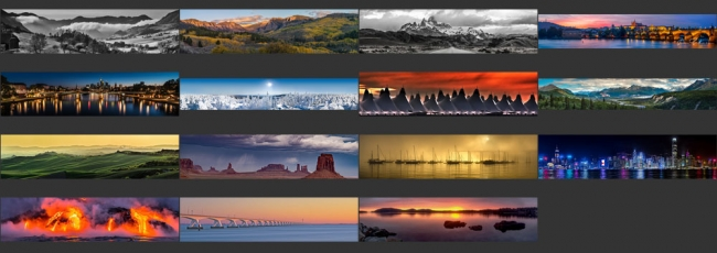 """April """"Panorama"""" Contest Finalists Announced"""