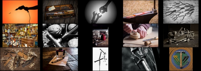"""August """"Hand Tools"""" Contest Finalists Announced"""
