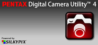 Pentax Digital Camera Utility 4 Update