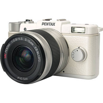 Pentax Q in a Kit With Just the 5-15mm Zoom