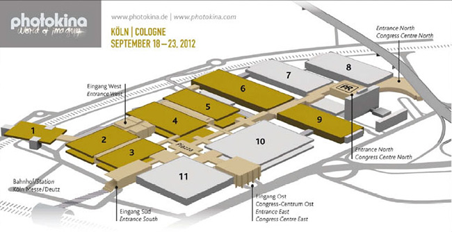 Photokina 2012 is Just Around the Corner