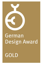 German Design Award - GOLD