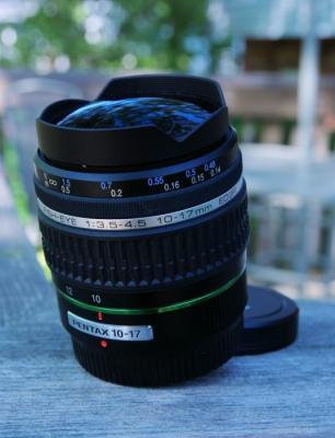 Pentax 10-17mm